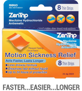 Zentrip Package